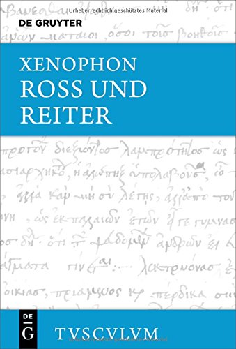 Cover Xenophon Ross und Reiter