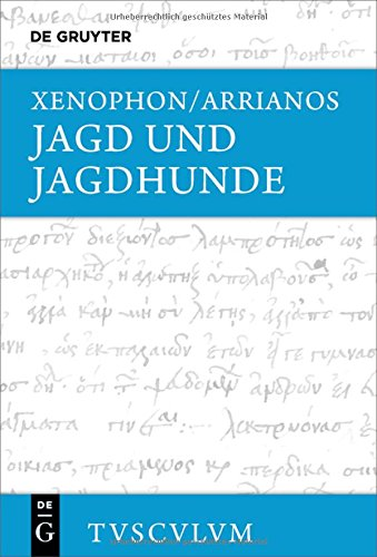 Cover Xenophon Jagdhunde