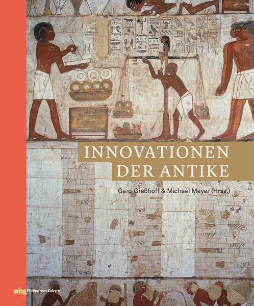 Cover Innovationen der Antike